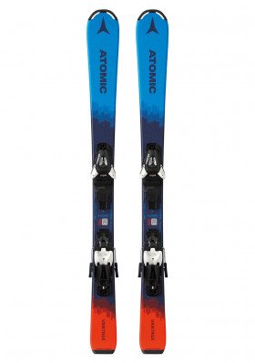 Children ski Atomic Vantage JR 100 120 + C 5 GW