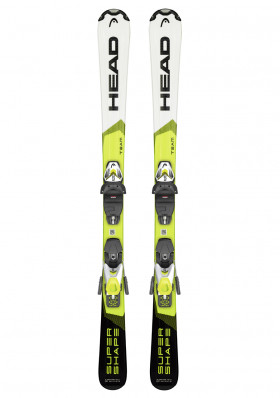 Children's downhill skis Head Supershape Team SLR + SLR 7.5 GW AC