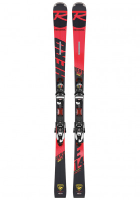 Rossignol-Hero Elite Plus TI Konect +SPX 12 Konect GW B80 bk/icon