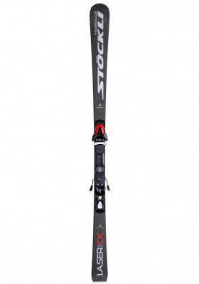 Ski Stockli Laser CX + SRT12 + SRT Speed D20