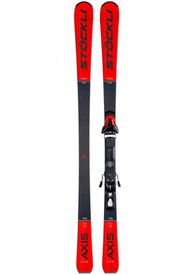 Skis Stockli Axis Pro + MC11 + MC D20