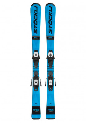 Children ski Stockli Race Team JR + L6 120cm