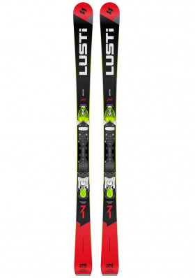 Downhill skis LUSTi PC 71 + VIST VM 412 + Pro7 SUPLI