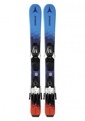 Children ski Atomic Vantage JR 70-90 + C 5 GW Blue / Red