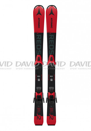 detail Atomic REDSTER J2 100-120 + C 5 GW Red/Black