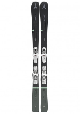 Women's downhill skis Atomic Vantage Wmn 80 Ti + M 10 Gw Anthracite / M