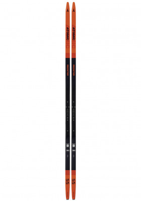 Cross-country skis Atomic Redster S5 Red / Black / White
