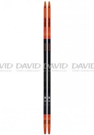detail Cross-country skis Atomic Redster S5 Red / Black / White