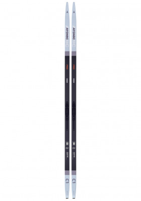 Cross-country skis Atomic Pro C1 Skintec L - Med Bl / Jet