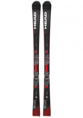 Men's downhill skis Head Supershape e-Rally SW SF-PR + PRD12 GW