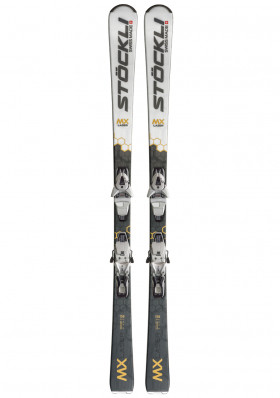 Women's downhill skis Stöckli MX MC11 Plate ZIL D20