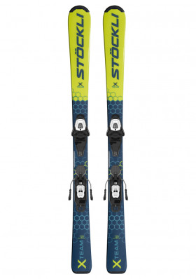 Children's downhill skis Stöckli X Team M130 L6 J75