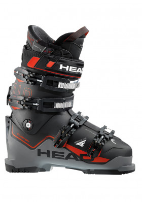 HEAD CHALLENGER 110 BLACK / ANTHR - RED