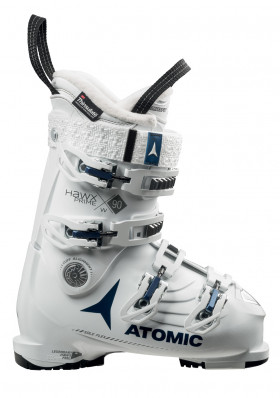 Ladies ski shoes Atomic Hawx Prime 90 Wh/Blu