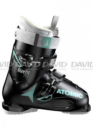 detail Ladies ski shoes Atomic Live Fit 70 Bl/Min