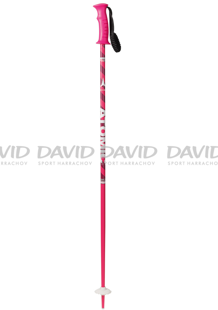 Children's downhill sticks Atomic AMT Girl Pi/Wh