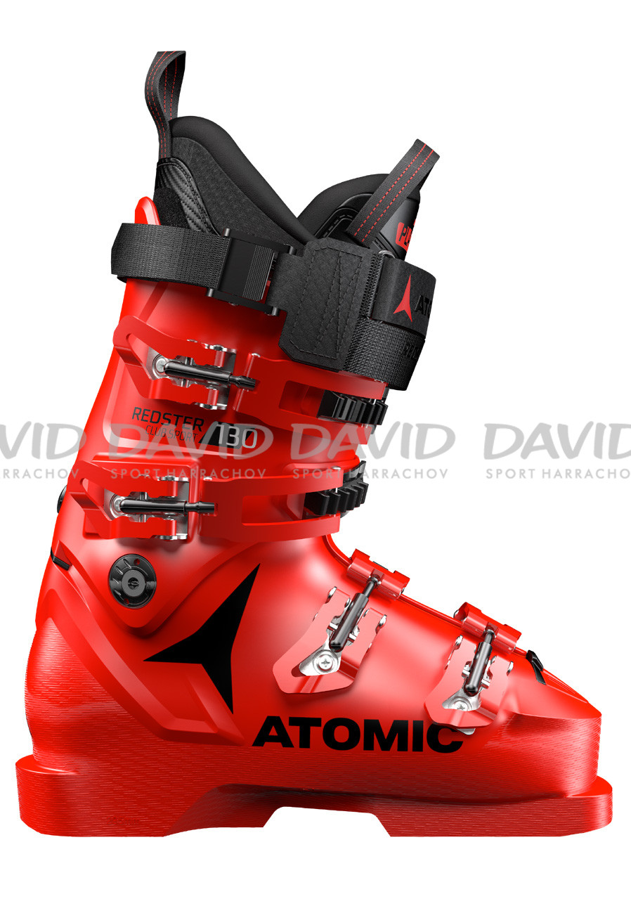 Downhill shoes Atomic Redster Club Sport 130 Red/Black