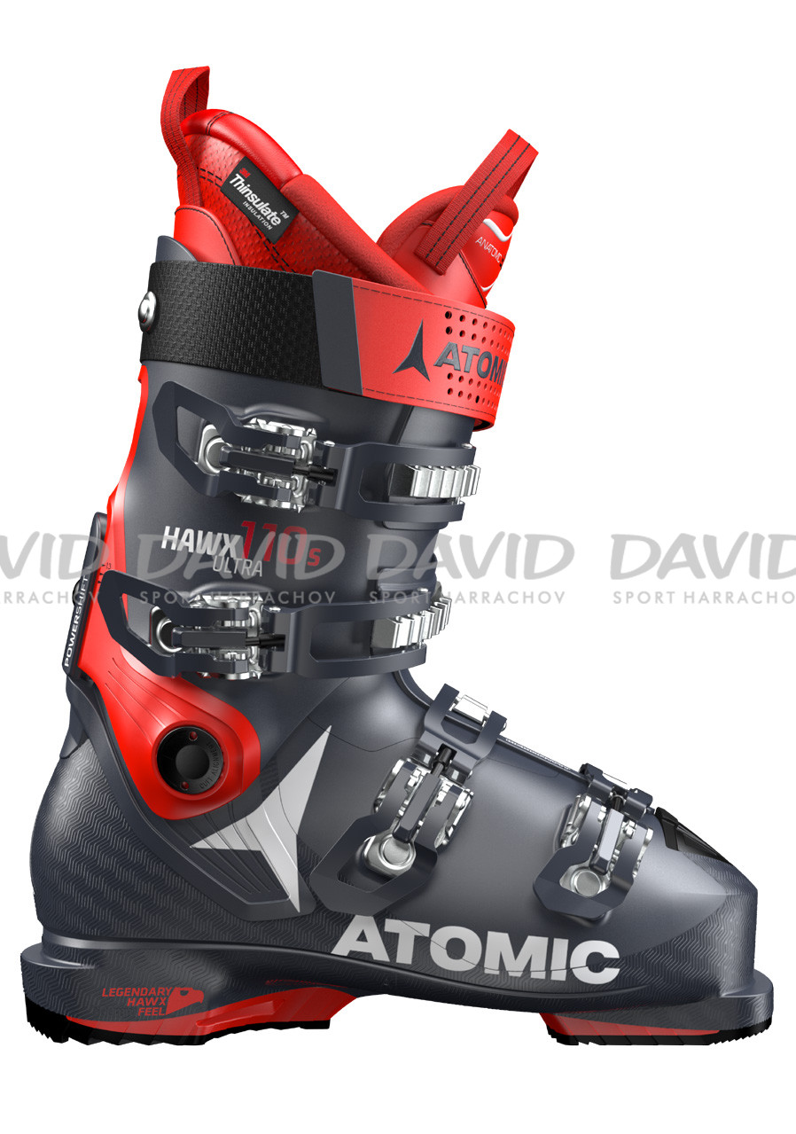 detail Downhill shoes Atomic Hawx Ultra 110 S Dark Blue/Red