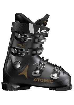 Ladies downhill shoes Atomic Hawx Magna 75 W Black/Gold
