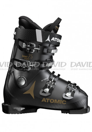 detail Ladies downhill shoes Atomic Hawx Magna 75 W Black/Gold