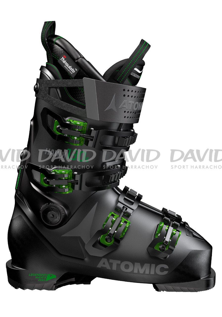 náhled Atomic HAWX PRIME 130 S Black/Green