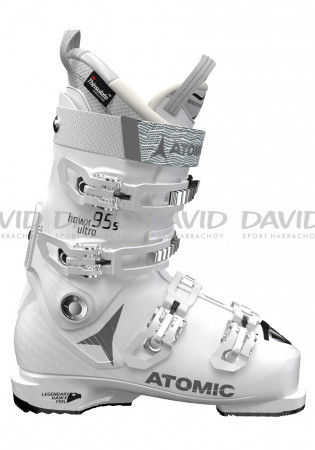detail Women's ski boots Atomic HAWX ULTRA 95 White / Silver