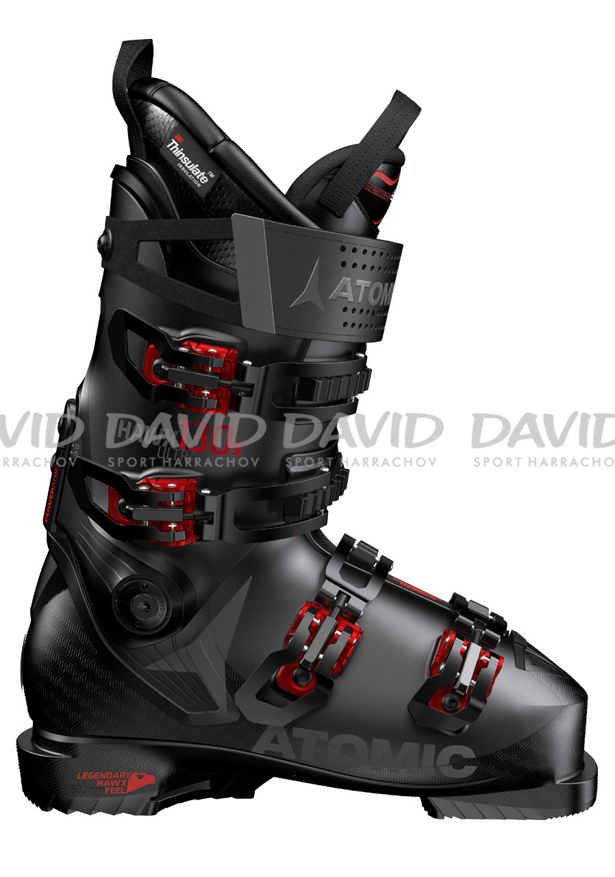 detail Atomic HAWX ULTRA 130 S Black/Red