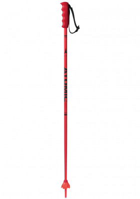 Children's ski sticks Atomic Redster JR Re/Bl