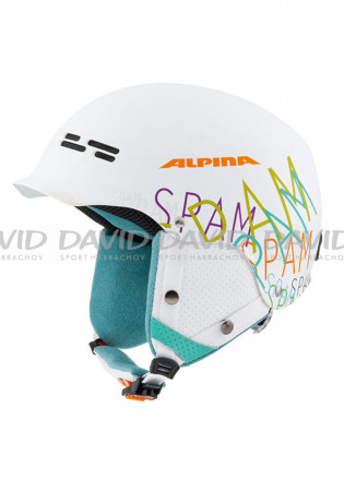 detail Ladies Ski helmet Alpina Spam Cap