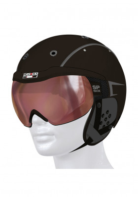 CASCO SP-6 black - Vautron visor