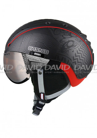 detail CASCO SP-2 SNOWBALL VISOR 3705 F1