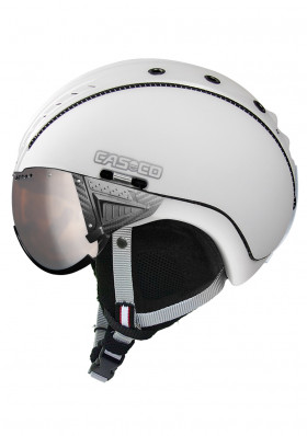 CASCO SP-2 SNOWBALL VISOR 3707 White