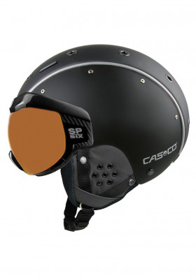 Casco SP-6 black Vautron Visier