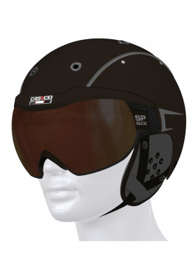 Casco SP-6 black Vautron Visier 16/17