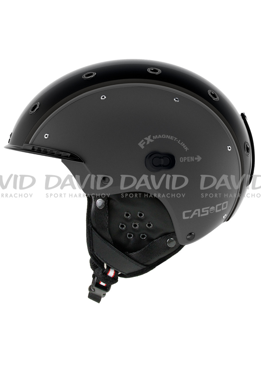 Casco SP-3 Airwolf gun metal