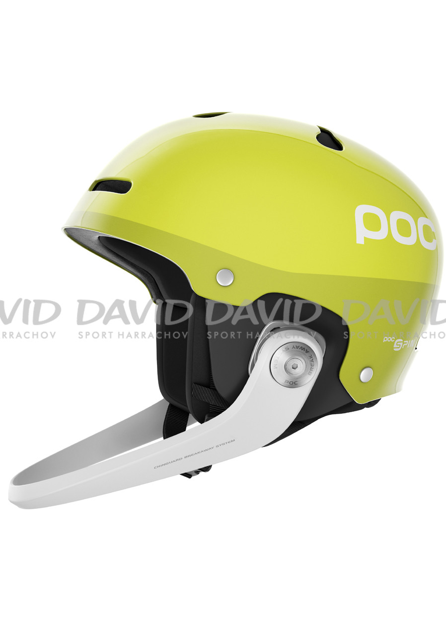 POC Artic SL SPIN Hexane Yellow