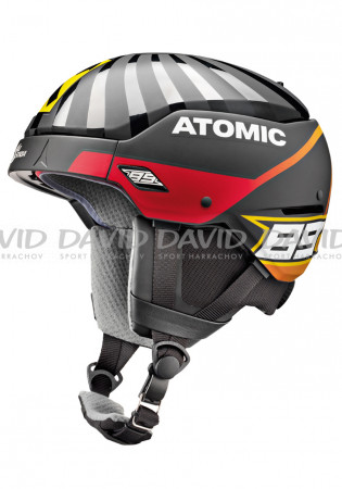 detail Ski helmet Atomic Count Amid RS Marcel