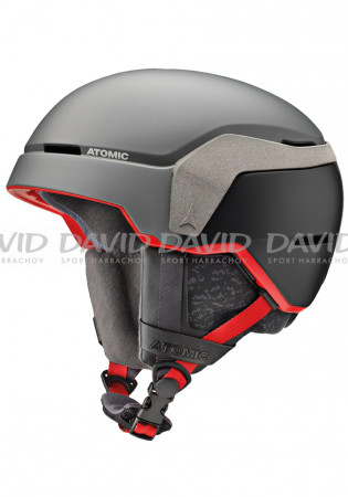 detail Ski Helmet Atomic Count Xtd Black