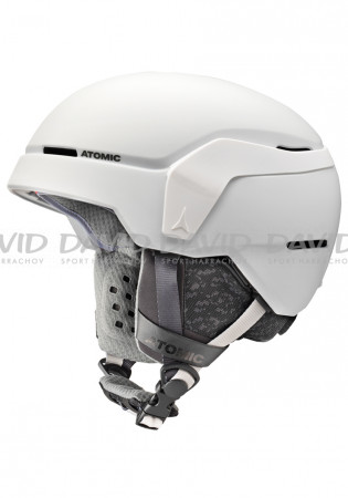 detail Ladies Ski Helmet Atomic Count White
