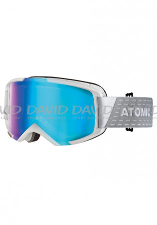 detail Ski goggles Atomic Savor M Photo White