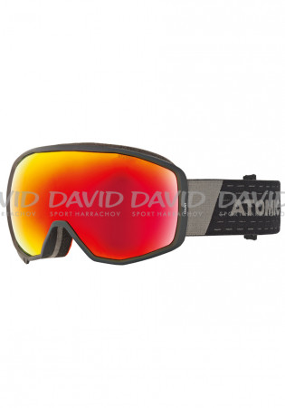 detail Ski goggles Atomic Count Stereo Black