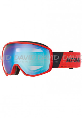 detail Ski goggles Atomic Count Stereo Red