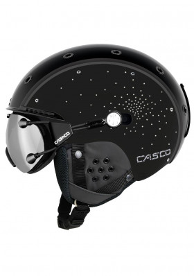 Ladies ski helmet Casco SP-3 Limited Crystal