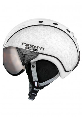 Ski helmet Casco SP-2 Visor white