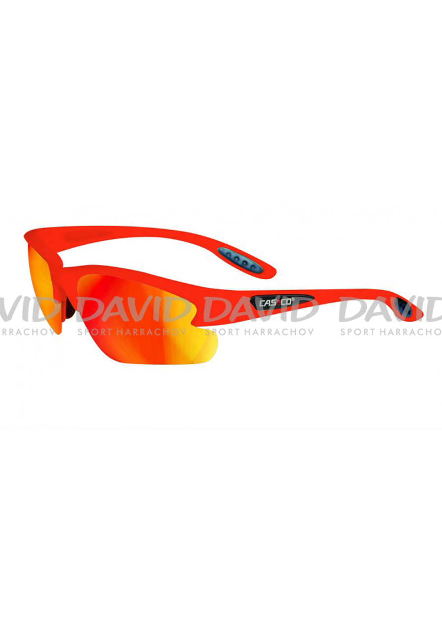 CASCO SX-20 Polarized bright orange Sunglasses