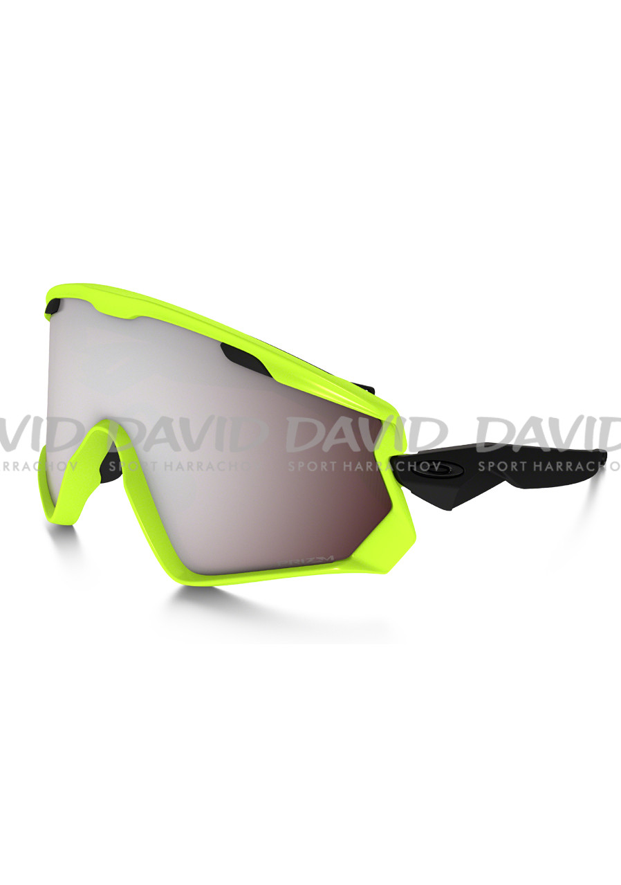 OAKLEY 7072-06 WINDJACKET 2.0. NEON RETINA