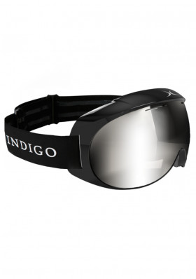 INDIGO VOGGLE MIRROR CHROME BLACK