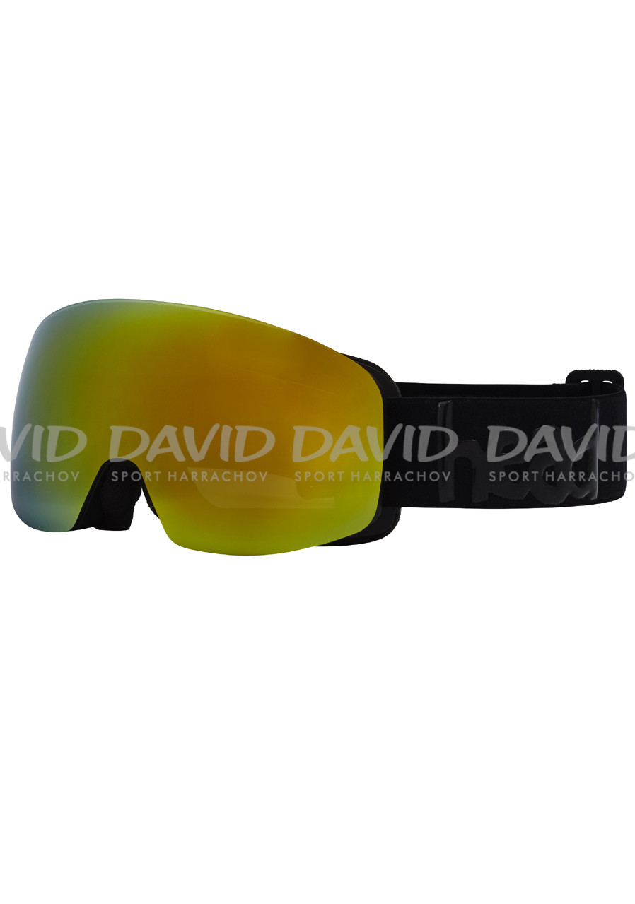HEAD GALACTIC FMR+SPAREL LENS GOLD