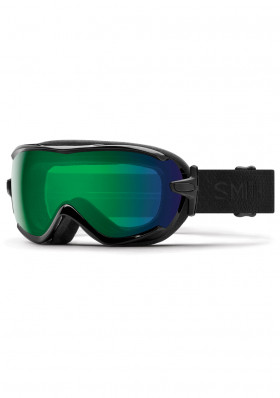 SMITH VIRTUHE BLACK GREEN MIRROR