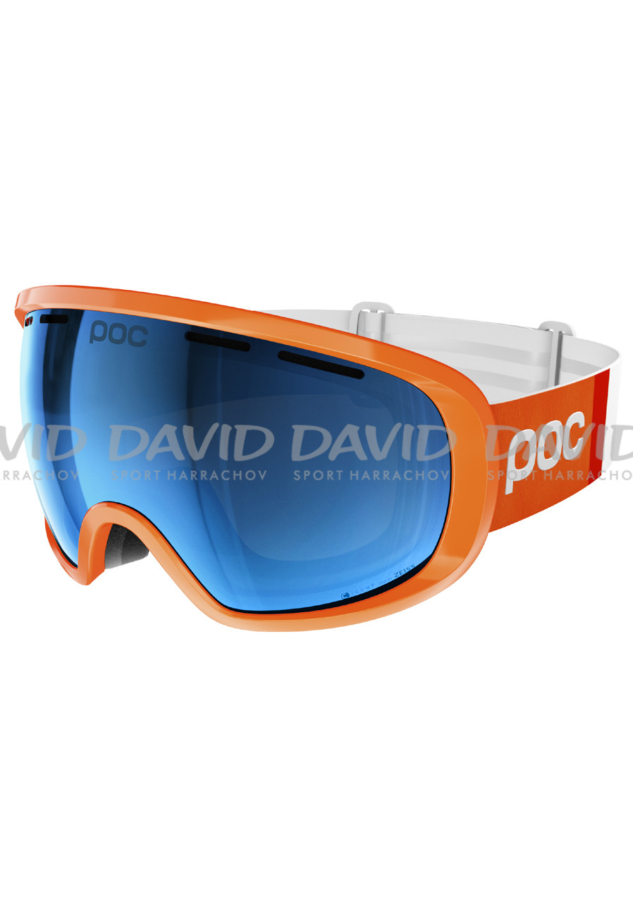 POC 40440 Fovea Clarity Comp Zink Orange/Blue